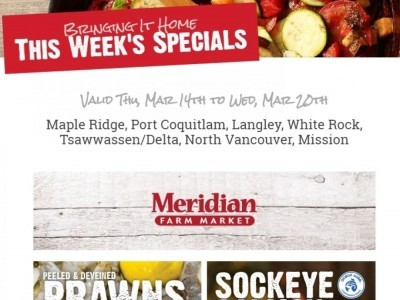 Meridian Meats & Meridian Farm Market Outdated Flyer Thumbnail