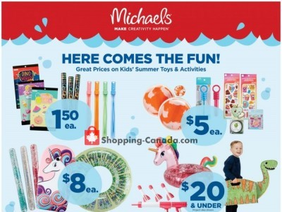Michaels Flyer Thumbnail