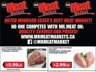 M R Meat Market South Windsor Store 4318 Walker Rd Windsor Ontario Canada Hours Location Flyers Shopping Canada