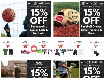 National Sports Flyer Thumbnail