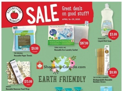 Nature's Fare Markets Outdated Flyer Thumbnail