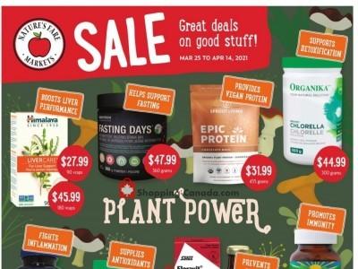 Nature's Fare Markets Flyer Thumbnail