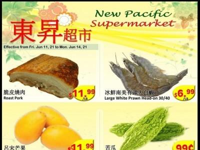New Pacific Supermarket Flyer Thumbnail