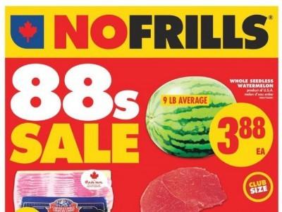 No Frills Flyer Thumbnail