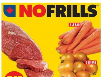 No Frills Outdated Flyer Thumbnail