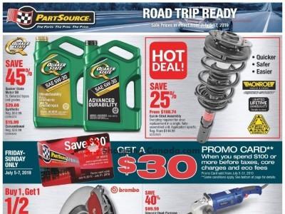 PartSource Flyer Thumbnail