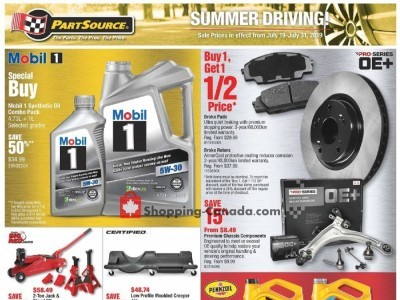 PartSource Outdated Flyer Thumbnail