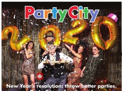 Party City Outdated Flyer Thumbnail