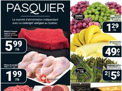 Pasquier Flyer Thumbnail