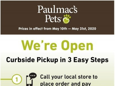 Paulmac's Pets Outdated Flyer Thumbnail