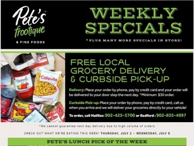 Pete's Fine Foods Flyer Thumbnail