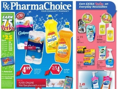 Pharma Choice Flyers, Weekly ads in Canada | Shopping Canada