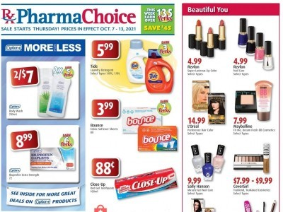 Pharma Choice Flyer Thumbnail