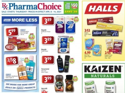 Pharma Choice Flyer Thumbnail
