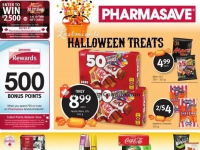 Pharmasave Flyer Thumbnail