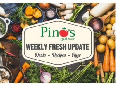 Pino's Outdated Flyer Thumbnail