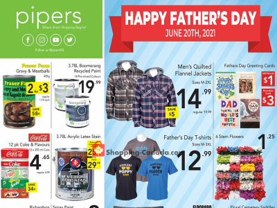Pipers Superstore Flyer Thumbnail