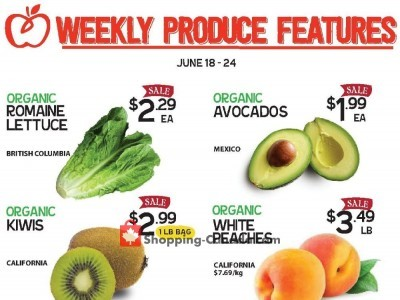 Pomme Natural Market Outdated Flyer Thumbnail