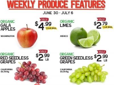 Pomme Natural Market Flyer Thumbnail