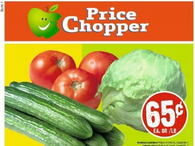Price Chopper Outdated Flyer Thumbnail