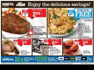 Price Chopper Flyer Thumbnail