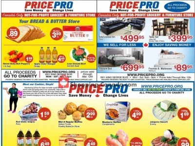 Price Pro Outdated Flyer Thumbnail