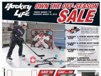 Pro Hockey Life Outdated Flyer Thumbnail