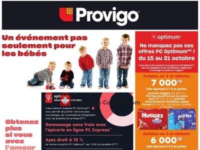Provigo Flyer Thumbnail