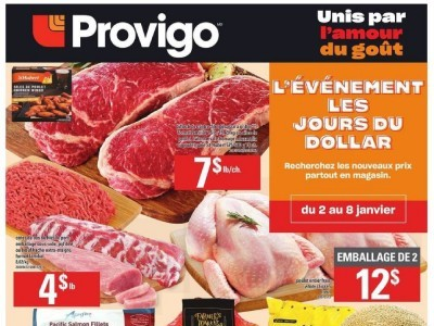 Provigo Outdated Flyer Thumbnail