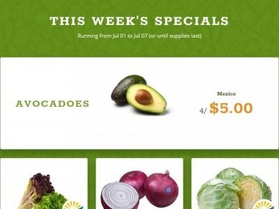 Quality Greens Flyer Thumbnail