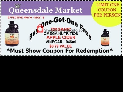 Queensdale Market Outdated Flyer Thumbnail