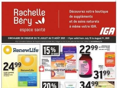 Rachelle Béry Flyer Thumbnail