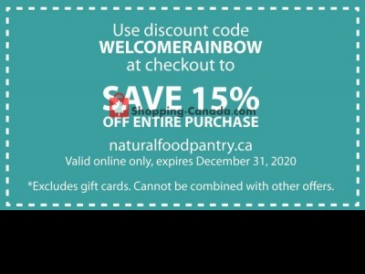 Rainbow Foods Flyer Thumbnail