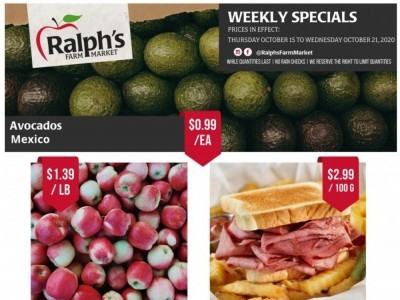 Ralph's Farm Market Outdated Flyer Thumbnail
