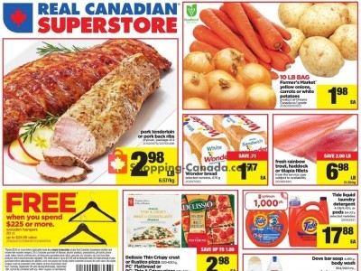 Real Canadian Superstore Flyer Thumbnail