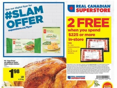 Real Canadian Superstore Outdated Flyer Thumbnail