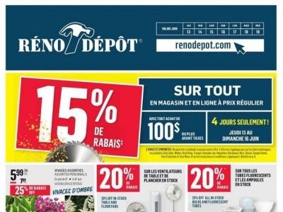 Réno Dépôt in Marché Central (Montreal, Quebec H4N 3J5) | Shopping ...