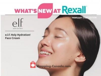 Rexall Drug Store Flyer Thumbnail
