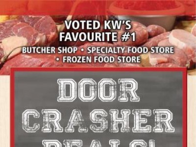 Robert's Fresh and Boxed Meats Outdated Flyer Thumbnail