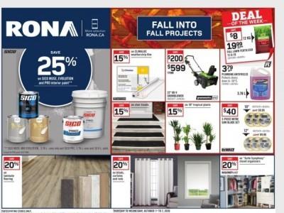 Rona Flyer Thumbnail