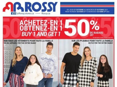Rossy Flyer Thumbnail