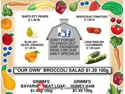 Russell Farms Market Outdated Flyer Thumbnail