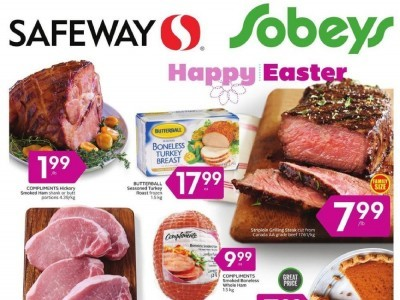 Safeway Outdated Flyer Thumbnail