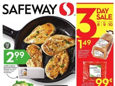 Safeway Flyer Thumbnail
