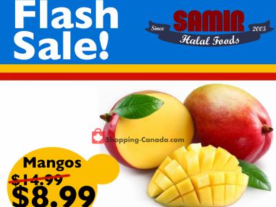 Samir Supermarket Outdated Flyer Thumbnail
