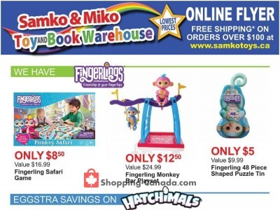 Samko and Miko Toy Warehouse Outdated Flyer Thumbnail