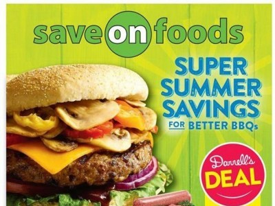 Save On Foods Flyer Thumbnail