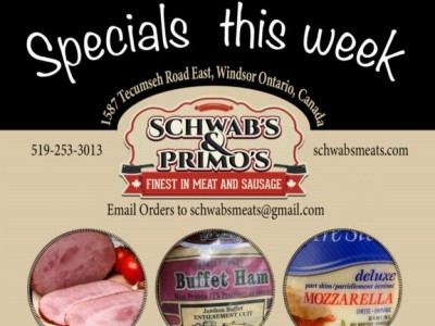 Schwab's & Primo's Outdated Flyer Thumbnail