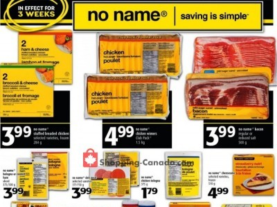 Shop Easy Foods & SuperValu Outdated Flyer Thumbnail