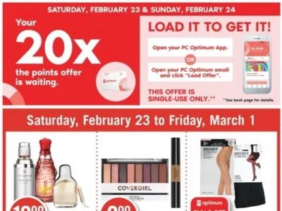 Shoppers Drug Mart Flyer Thumbnail